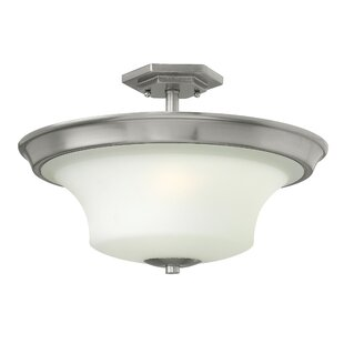 Lurganville 3-Light Semi Flush..