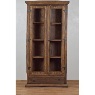 Drennon Display China Cabinet by Bungalow Rose