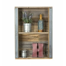 Industrial Reclaimed Wall Shelf