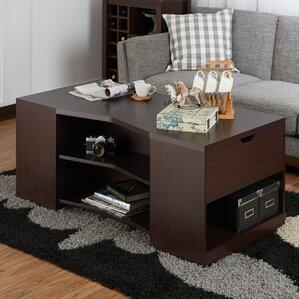 Dottie Coffee Table by Latitude Run
