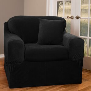Separate Seat Armchair Slipcov..