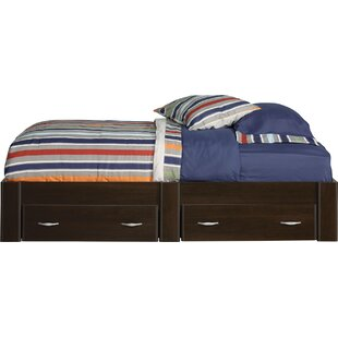 twin platform bed with drawers. Everett Twin Platform Bed With Storage Drawers