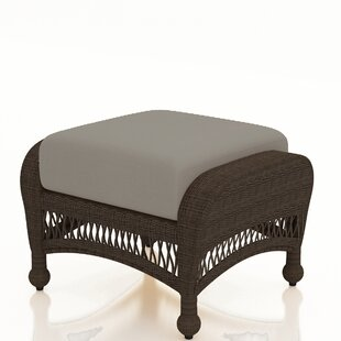 Forever Patio Catalina Ottoman with Cushion