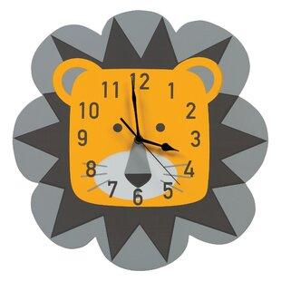 Galya Lion Wall Clock