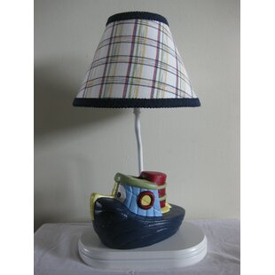 Train Transportation 13.5 Table Lamp