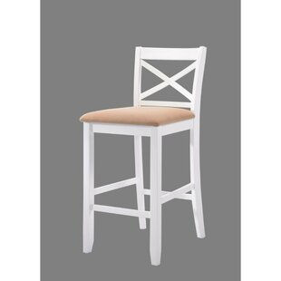 Noor Bar Stool (Set of 2) by Alcott Hill