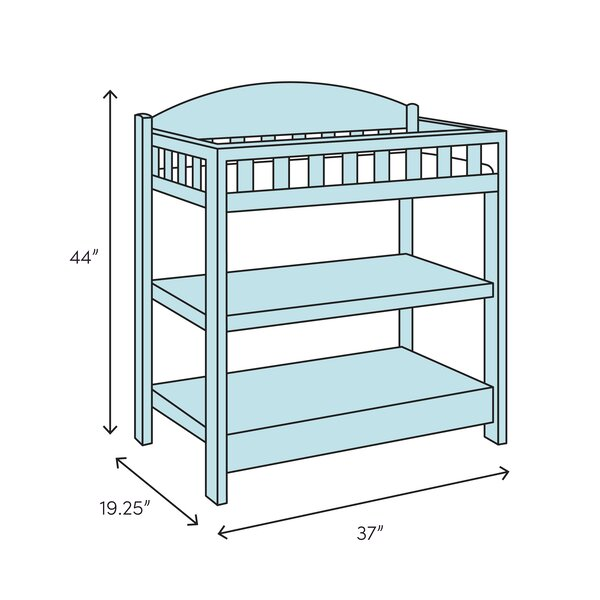 Graco Changing Table With Pad Reviews Wayfair Ca