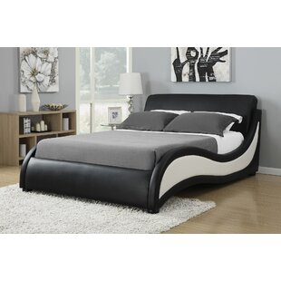 Olveston Upholstered Platform Bed by Orren Ellis New