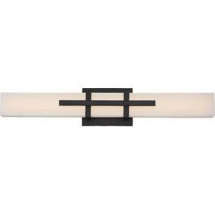 Orren Ellis Charybdis 1-Light LED Bath Bar