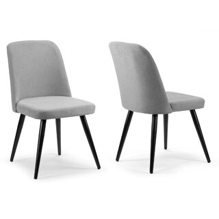 Arcola Upholstered Dining Chair (Set of 2) by Ivy Bronx SKU:BD807871 Shop