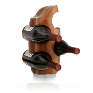Vie 4 Bottle Tabletop Wine Rack by Namb?
