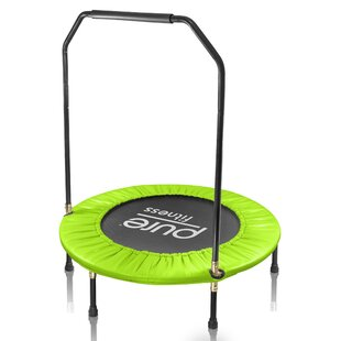 Pure Fitness 3' Round Mini Trampoline
