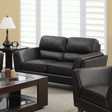 Reviews Loveseat by Monarch Specialties Inc. Reviews (2019) & Buyer's Guide