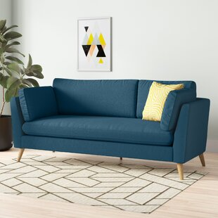 Keagan 3 Seater Sofa By Hykkon