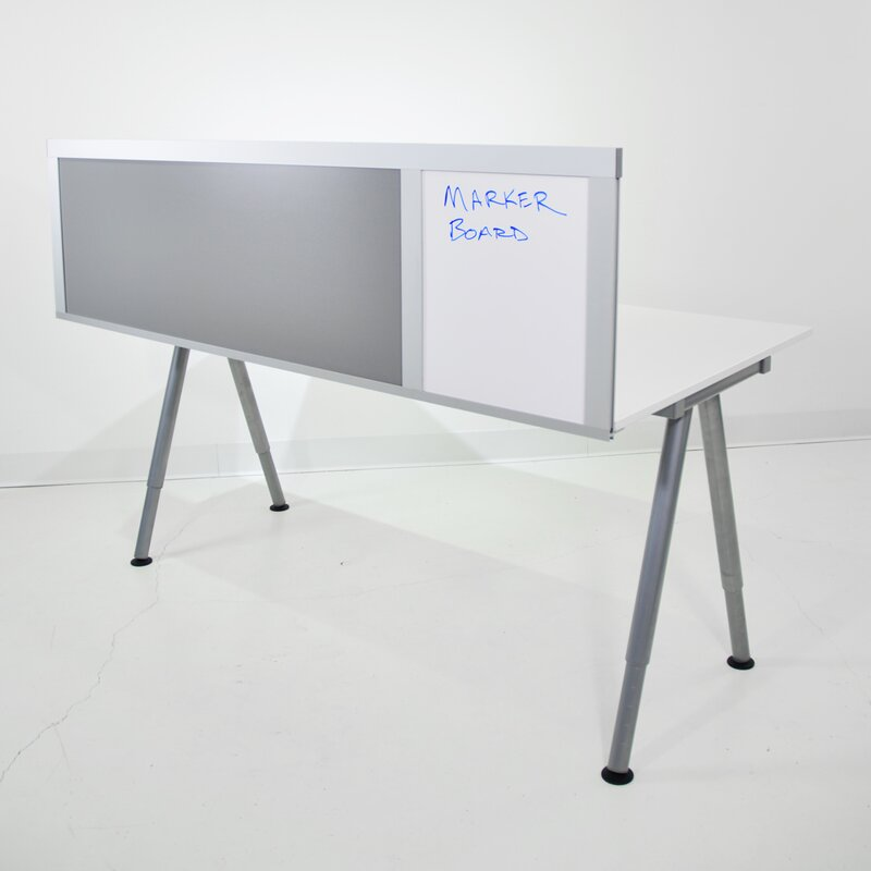 6u0027 Privacy Desk Divider