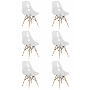 Michels Dining Chair (Set of 6) by Wrough..