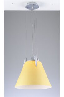 Ebern Designs Ulmer 1-Light Cone Pendant