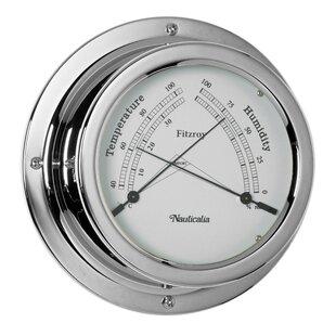 Fitzroy Thermometer By EUNauticalia