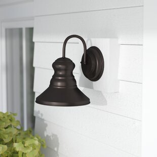 Russet 1-Light Outdoor Barn Light
