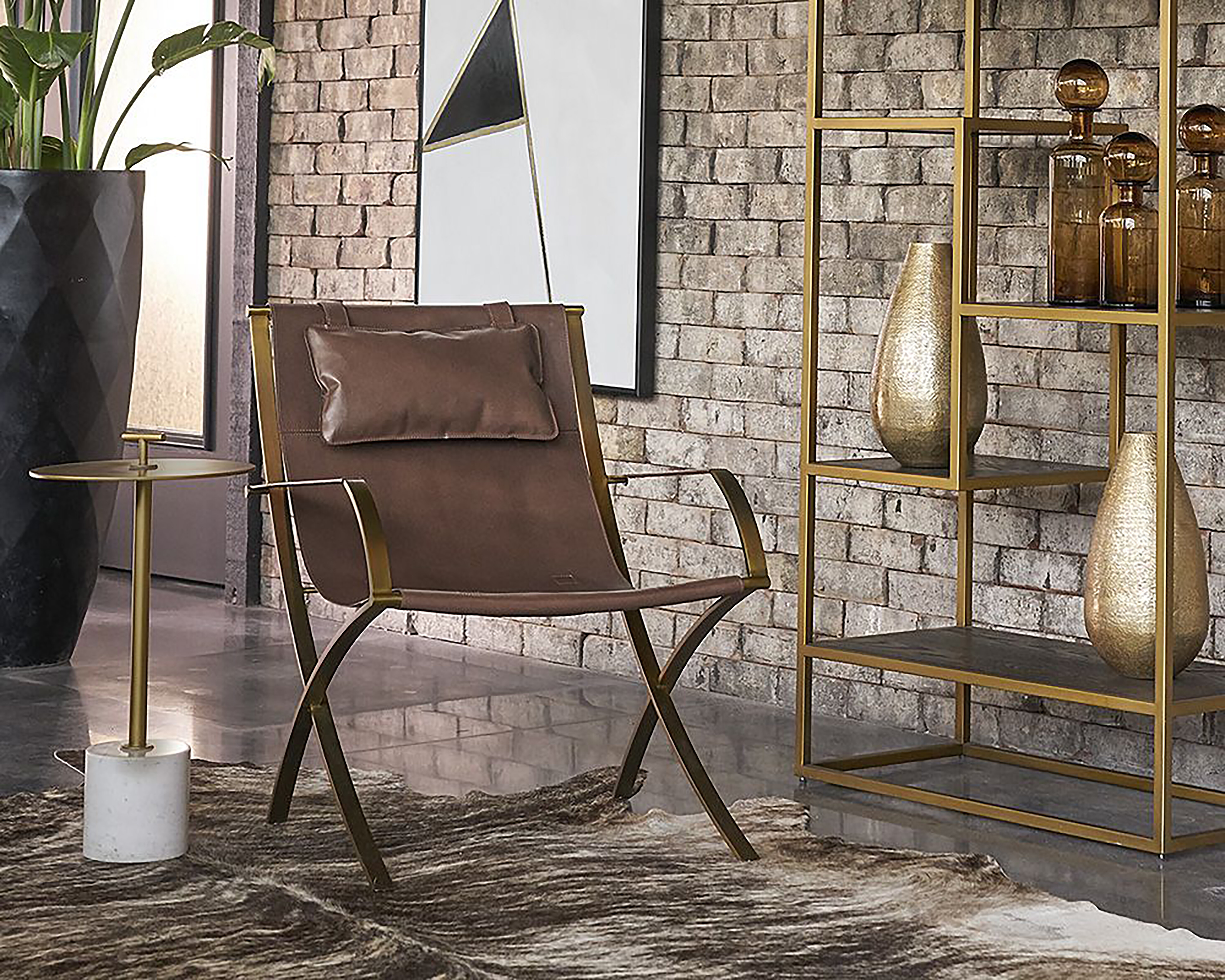 Gold Lounge Accent Chairs You Ll Love In 2021 Wayfair