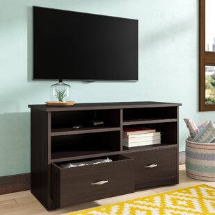 Price comparison Ryker TV Stand for TVs up to 46 by Andover Mills Reviews (2019) & Buyer's Guide