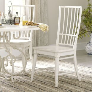 Lisbon Rake-Back Side Chairs (Set Of 2) by Birch Lane™ Heritage 2019 Sale
