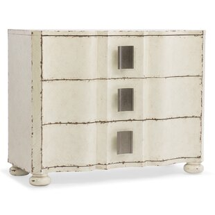 Hooker Furniture Melange Sunday 3 Drawer Accent Chest