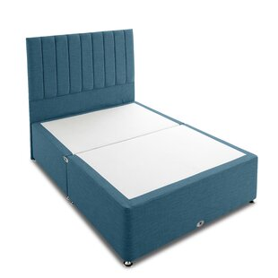 Campania Pocket Sprung Divan Bed By 17 Stories