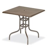 Camino Series Metal Bistro Table