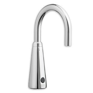 American Standard Selectronic Gooseneck Bathroom Faucet with DC