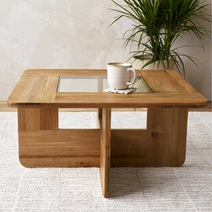 Lyndon Coffee Table with Tray Top