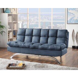Wynona Armless Futon Convertible Sofa
