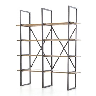Courtlyn Clad Etagere Bookcase 17 Stories
