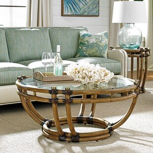 Read Reviews Twin Palms Coffee Table by Tommy Bahama Home