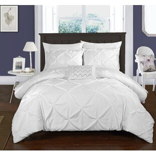 gray color fluffy solid piece sets and bedding product grey duvet blocking cover white