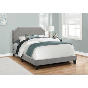 Compare prices Larochelle Upholstered Panel Bed by Charlton Home Reviews (2019) & Buyer's Guide