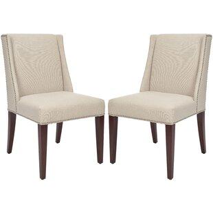 Laurence Side Chair (Set of 2) by Brayden Studio