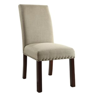 Obryan Parsons Chair (Set of 2) by Alcott Hill