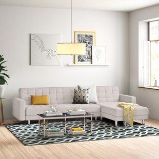 Alma Corner Sofa Bed By Zipcode Design
