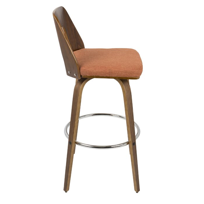 Stupendous Emory Bar Counter Swivel Bar Stool Creativecarmelina Interior Chair Design Creativecarmelinacom