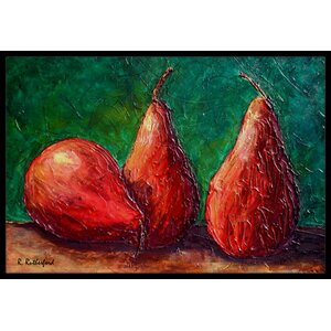 Pears Doormat