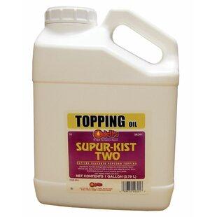 O'Dells 1 Gallon Trans-Fat Free Supur-Kist II Popcorn Topping