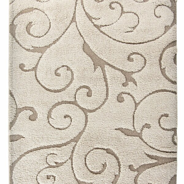 ivory & cream rugs you'll love | wayfair Beige Rug