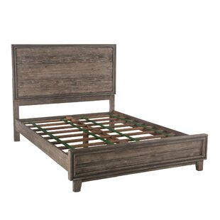 Christia Queen Panel Bed