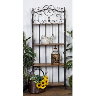 Etagere Iron Baker's Rack by Cole & ..