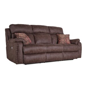 Ribbon Reclining Sofa by South..