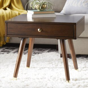 Levinson End Table with St..