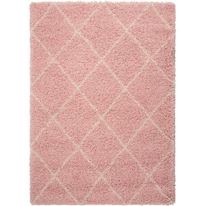 Puyallup River Blush Area Rug