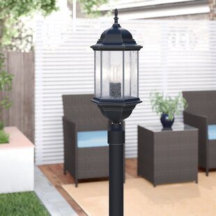 Darby Home Co Hearne 3-Light Outdoor Post Light