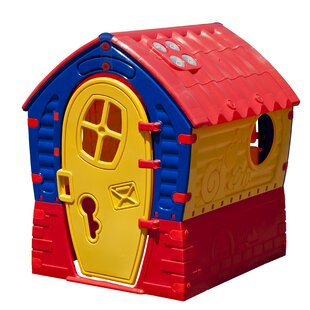 Shop For Pal Play Dream 2.95' x 3.12' Playhouse By PalPlay